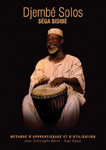 Sidibe Sega Djembe Solos Drum Book French