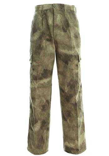 Militärische Taktische Camo Airsoft Paintball Schießhose BDU Combat Men Pants - Acu Digital-bdu Hose Hosen