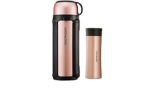 isolierkanne Isolierflasche Thermos avec poignée 1 litres thermos