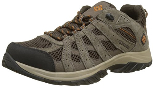 Columbia CANYON POINT, Scarpe da trekking da uomo Marrone (Cordovan/Bright Copper), 43 EU