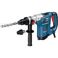 Bosch Professional GBH 4-32 DFR - Martillo perforador, SDS-Plus, energía de Impacto máximo 4.2 J, en maletín, 900 W, 240 V