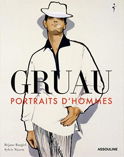 GRUAU, PORTRAITS D'HOMMES par Rejane Bargiel