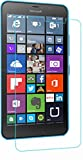 Shop Buzz Tempered Glass Screen Guard For Microsoft Lumia 640 XL