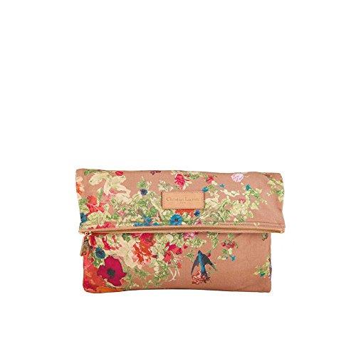 Christian Lacroix Eden 4, Borsa a tracolla donna, Multicolore (Mehrfarbig (fleur Taupe)), taglia unica
