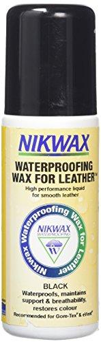 Nikwax Wachs-Imprägnierung für Leder, 100ml, Schwarz