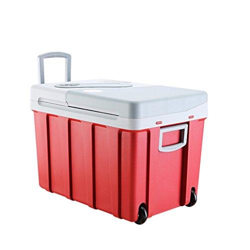 JCOCO Refrigerador portátil autos -40L Refrigerador