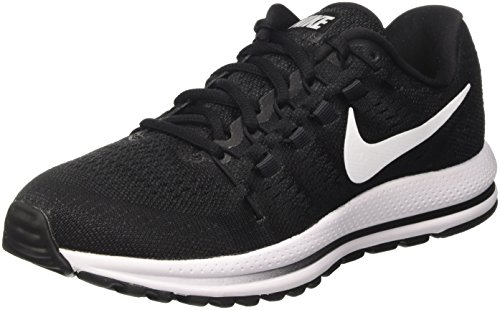 Nike Herren Air Zoom Vomero 12 Laufschuhe, Schwarz (Black/White/Anthracite 001), 42.5 EU - Air Zoom Basketball