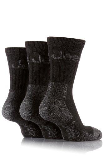 jeep-mens-3-pair-luxury-terrain-socks-6-11-mens-black