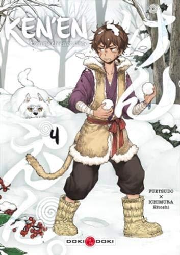 Ken'en - Comme chien et singe - Volume 4 par Fuetsudo