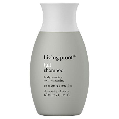 La Preuve Vivante Pleine Shampooing 60Ml - Pack De 2
