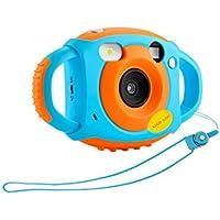 Kinderkamera Kinder Digital Video Kamera mit Weichem Silikon Schutzhülle Kind Spielzeug Video Camcorder Zubehör