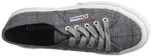 Superga 2750 Gallesu, Sneakers Basses mixte adulte, Multicolore (995 Grey/White), 45 EU Multicolore (995 Grey/White)