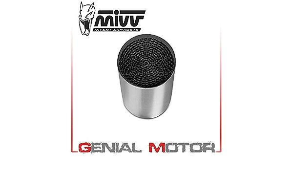New Acc 042 A1 Katalysator Fur Auspuff Mivv Acc 042 A1 Fur Z650 2018 18 Auto