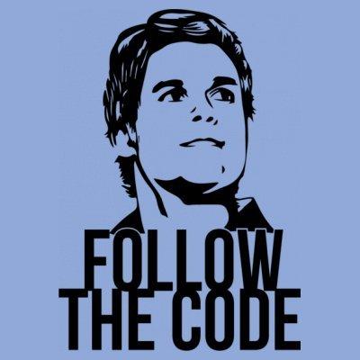 Delantal-de-cocina-Follow-The-Code-Dexter-by-Shirtcity