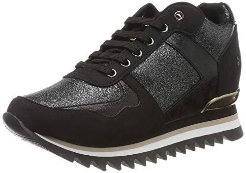 Gioseppo 56348, Zapatillas Mujer, Negro, 37 EU