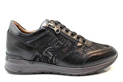 Nero Giardini P616051D Nero Sneakers Scarpe Donna Calzature Comode