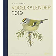 Der illustrierte Vogelkalender 2019