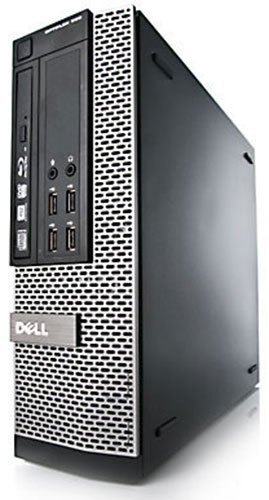 Dell OptiPlex 7010 SFF 3rd Gen Quad Core i5-3470 8GB 250GB DVDRW Windows 10  Professional 64-Bit Desktop PC Computer (Certified Refurbished)