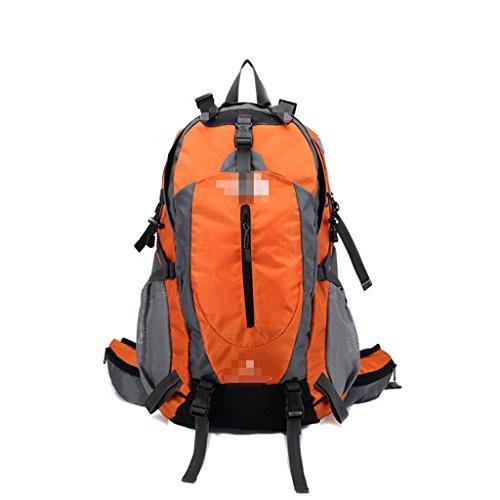 Les hommes et les femmes sacs de montagne en plein air 50L grande capacité Voyage en plein air sac à bandoulière sac à dos pèse Covers