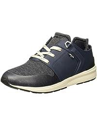 Levi's Men's Black Tab Runner Sneakers