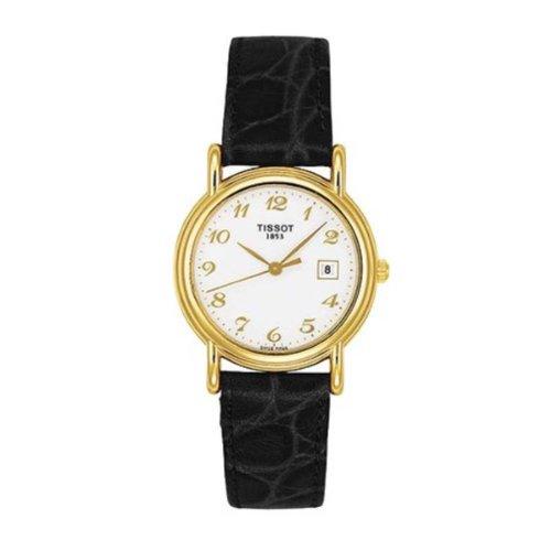 Tissot Femme Montre bracelet or Carson t71342911