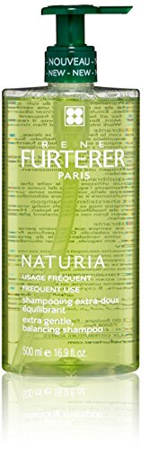 Naturia Gentle Shampoo, 500ml/16.9oz