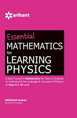 MATHEMATICS for LEARNING PHYSICS