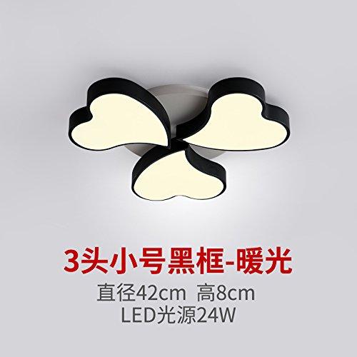 Plafón liwenlong LED lámpara de techo