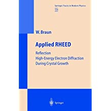 Applied Rheed: Reflection High-Energy Electron Diffraction During Crystal Growth