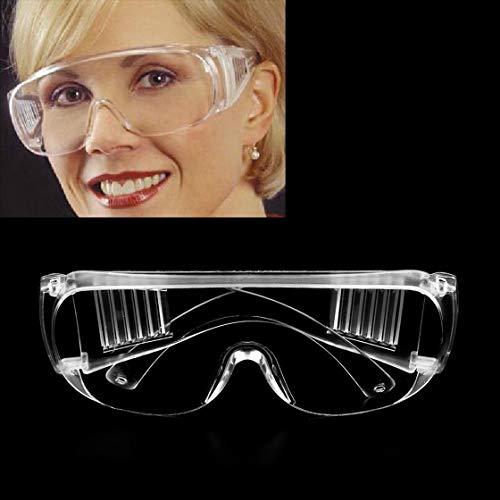 Gafas seguridad transparentes Lugar trabajo Protección