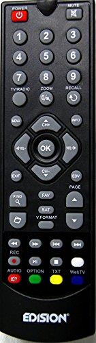 Edision progressive hybrid nano HD cable Receiver  HDTV  DVB-C  DVB-T T2  HDMI  LAN  USB 2 0  white