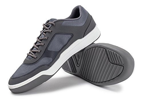 Lacoste footwear Lacoste Men's Dark Grey Explorateur Sport 117 Trainers Gris