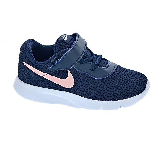 Nike Nike Tanjun (Psv) - obsidian/bleached coral-white, Größe:11.5C (Nike Schuhe Für Mädchen Größe 11)
