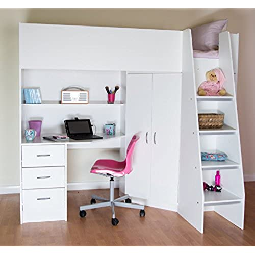 desks desk home and stairs ideas beds with remodel loft bed bunk innovative
