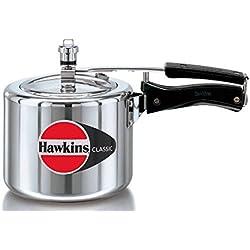 Hawkins 3 Litre Aluminium Pressure Cooker by Hawkins