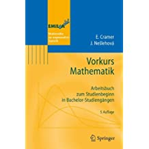 Vorkurs Mathematik: Arbeitsbuch zum Studienbeginn in Bachelor-Studiengängen