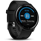 Garmin vívoactive 3 Music GPS-Fitness-Smartwatch - Musikplayer, Garmin Pay, vorinstallierte Sport-Apps