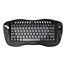 Accuratus USB Wireless Keyboard with Optical Mouse
