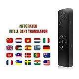 MOGOI - Dispositivo traduttore Intelligente per Lingua, traduttore istantaneo Offline, Supporta 40 Lingue, traduttore vocale elettronico in Tempo Reale per Imparare a Fare Shopping, Viaggi, Affari