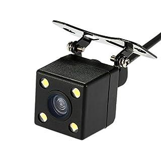 Auto Rückfahrkameras Nachtsicht Dynamische Trajektorie Rearview IP 68 Kfz-Kennzeichen Reverse HD Weitwinkel Automatische Wechselbare Parklinie Fahrzeugkamera