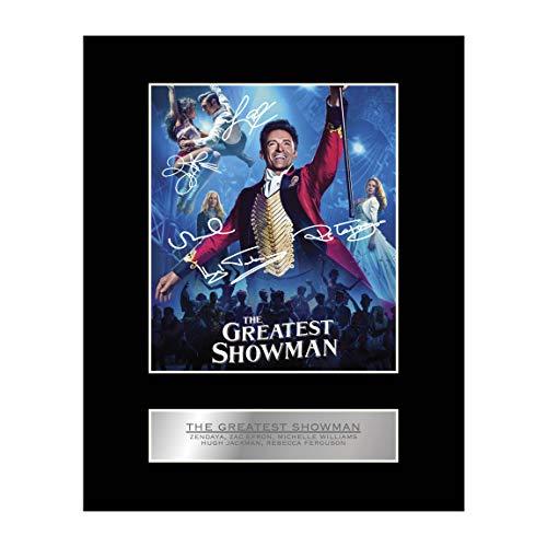The Greatest Showman Autogramm-Bild, mit Autogramm -