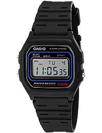 Casio Men's W59-1V Classic Black Digital Watch