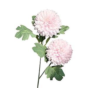 Künstliche Blume,SuperSU Wohnaccessoires & Deko Kunstblumen Kunstseide Gefälschte Blumen Löwenzahn Blumen Home Party Hochzeit Blumenstrauß Hortensie Dekor Unechte künstliche Pflanzen Blumen (Rosa)