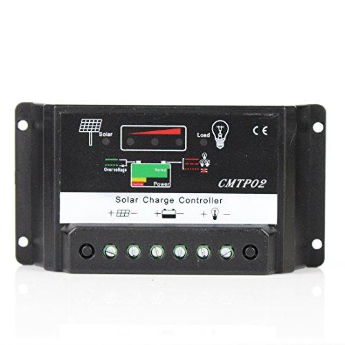 20 A Contrôleur Régulateur Contrôleur de charge solaire batterie mmpt Mini New Interrupteur automatique 12 V 24 V
