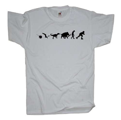 Ma2ca - 500 Mio Rollerskates T-Shirt White
