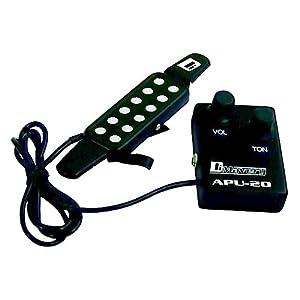 Pick-Up per Chitarra Acustica Dimavery APU-20 / QH-6A PU con Controllo