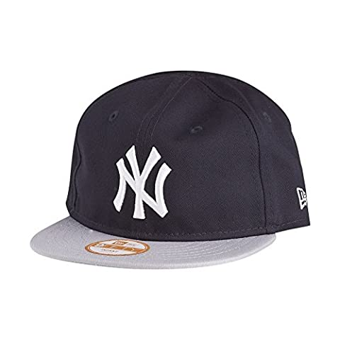New Era JR My First 9Fifty Infant Snapback NY YANKEES Dunkelblau Grau, Size:Infant