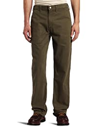 Carhartt Herren Relaxed Fit Washed Twill Dungaree Pant