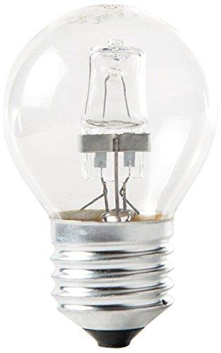 Garza 444949 Ampoule halogène, respectueux de l'environnement, forme de boule, 42 W, E27, 630 lm, Lot de 10