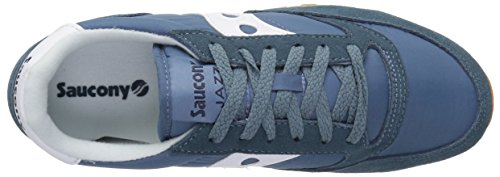Saucony Jazz Original 2044-381, Chaussures de Tennis Homme Multicolore (Azul / Blanco)